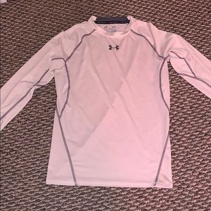 under armour base layer compression top